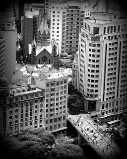 Igreja Santa Ifigênia e Viaduto
