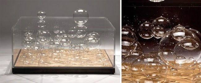 Bubbling Table