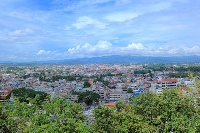 City skyline Travel Blogger Photography Chiang Mai Thailand