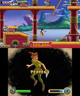 Disney Epic Mickey Power of Illusion 3DS Reg Free