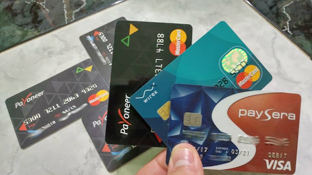 شاهد حقيقة تفعيل البايبال ببطاقة Visa Card مجانية - لا يخدعونك بعد اليوم ؟