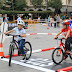 Ciclismo | Un circuito infantil calienta el ambiente para la marcha Pulmón de Acero