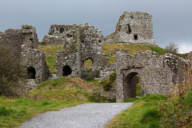 Rock of Dunamase County Laois