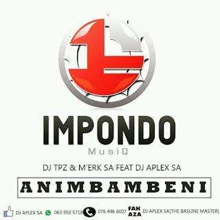 DJ Tpz & M'erk SA Feat. DJ Aplex SA – Animbambeni