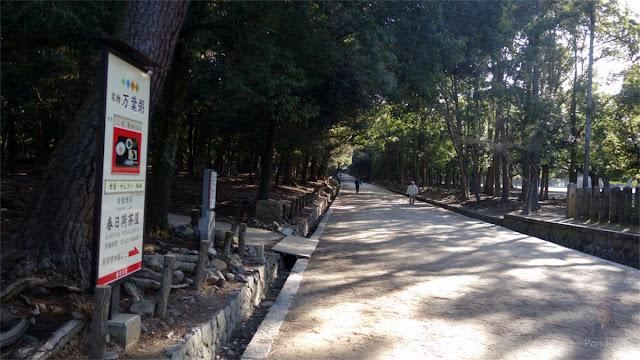 Pinggiran Nara Park