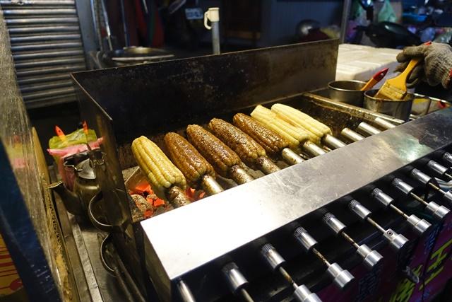 萬里香珍珠碳烤玉米