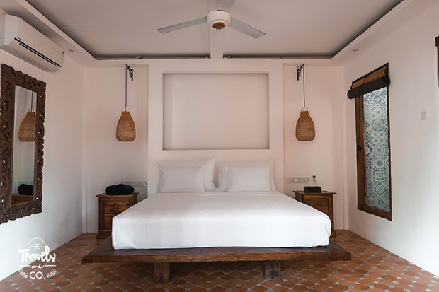 donde alojarse en gili air the mandana suites