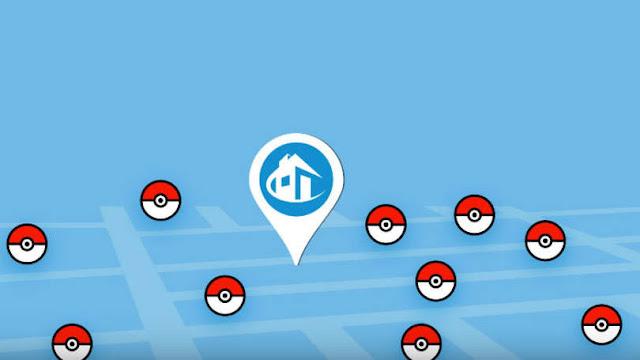 Aplicativo de imóveis usa Pokémon Go