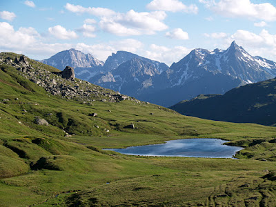 Val Formazza: Passo San Giacomo