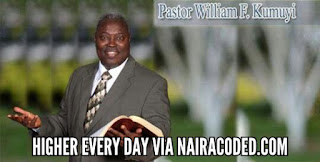 MONDAY, daily devotion by Pastor WF Kumuyi (Higher Everyday 21, December 2015) – VANITY OF BEAUTY