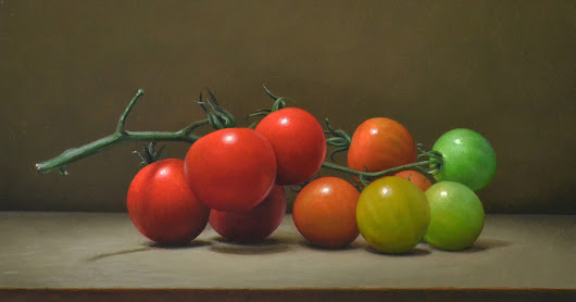 """Vine Tomatoes"" and 2 Others Headed to Principle Gallery"
