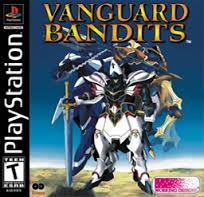 Vanguard Bandits - PS1 - ISOs Download