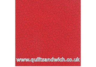 Moda Ho Ho Ho Red www.quiltsandwich.co.uk extra wide