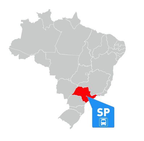 HORÁRIO DOS ÔNIBUS EM OUTRAS CIDADES DE SP