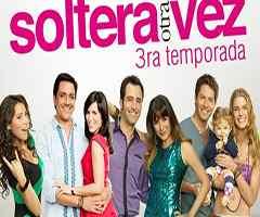 capítulo 95 - telenovela - soltera otra vez t3  - canal 13
