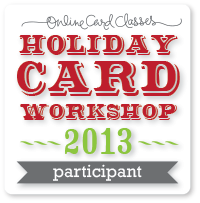 Holiday Online Card Classes
