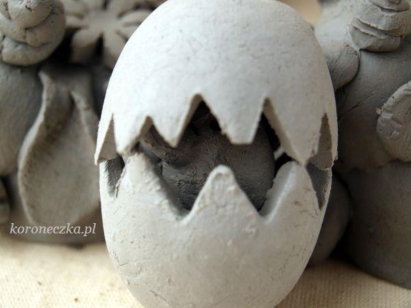 Kurczak w skorupce z gliny