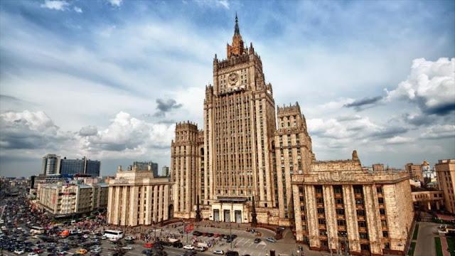 Rusia podría expulsar a 30 diplomáticos de EEUU ¿por represalia?
