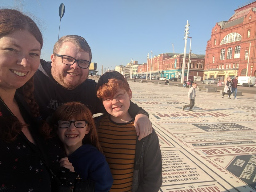 How To Spend 48 Hours in Blackpool with a Merlin Annual Pass (Itinerary and Tips) - Comedy Carpet