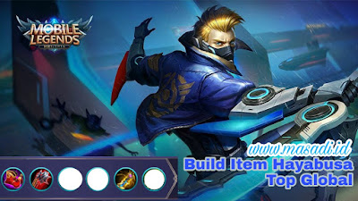 build item hero hayabusa
