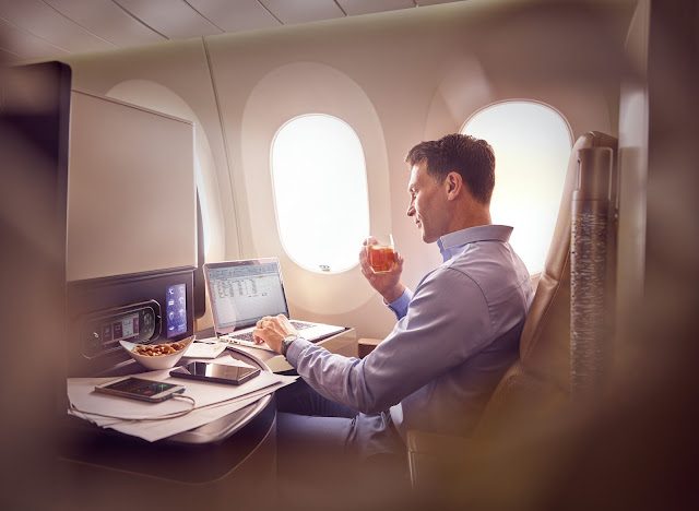 Electronic device ban lifted on flights from Abu Dhabi to the United States