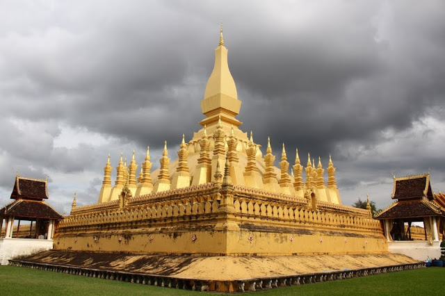 Visitar VIENTIANE, a capital mais pequena do mundo | Laos