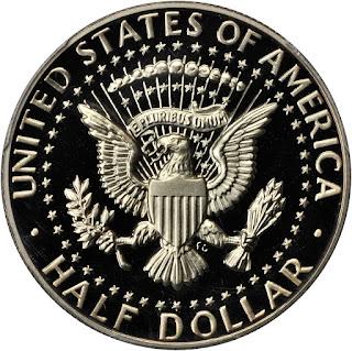 1986 Half Dollar