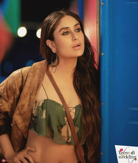 Kareena Kapoor Khan oozes oopmh in a still from Veere Di Wedding