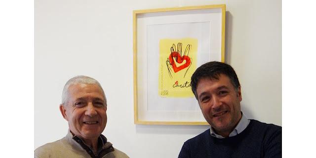 Ramon Carbonell, director Càritas Diocesana de Sant Feliu de Llobregat