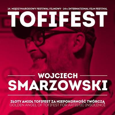 Tofifest 2016: spotkanie z Wojciechem Smarzowskim