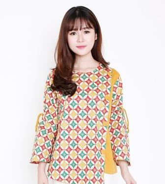 Trend Baju Batik Kombinasi