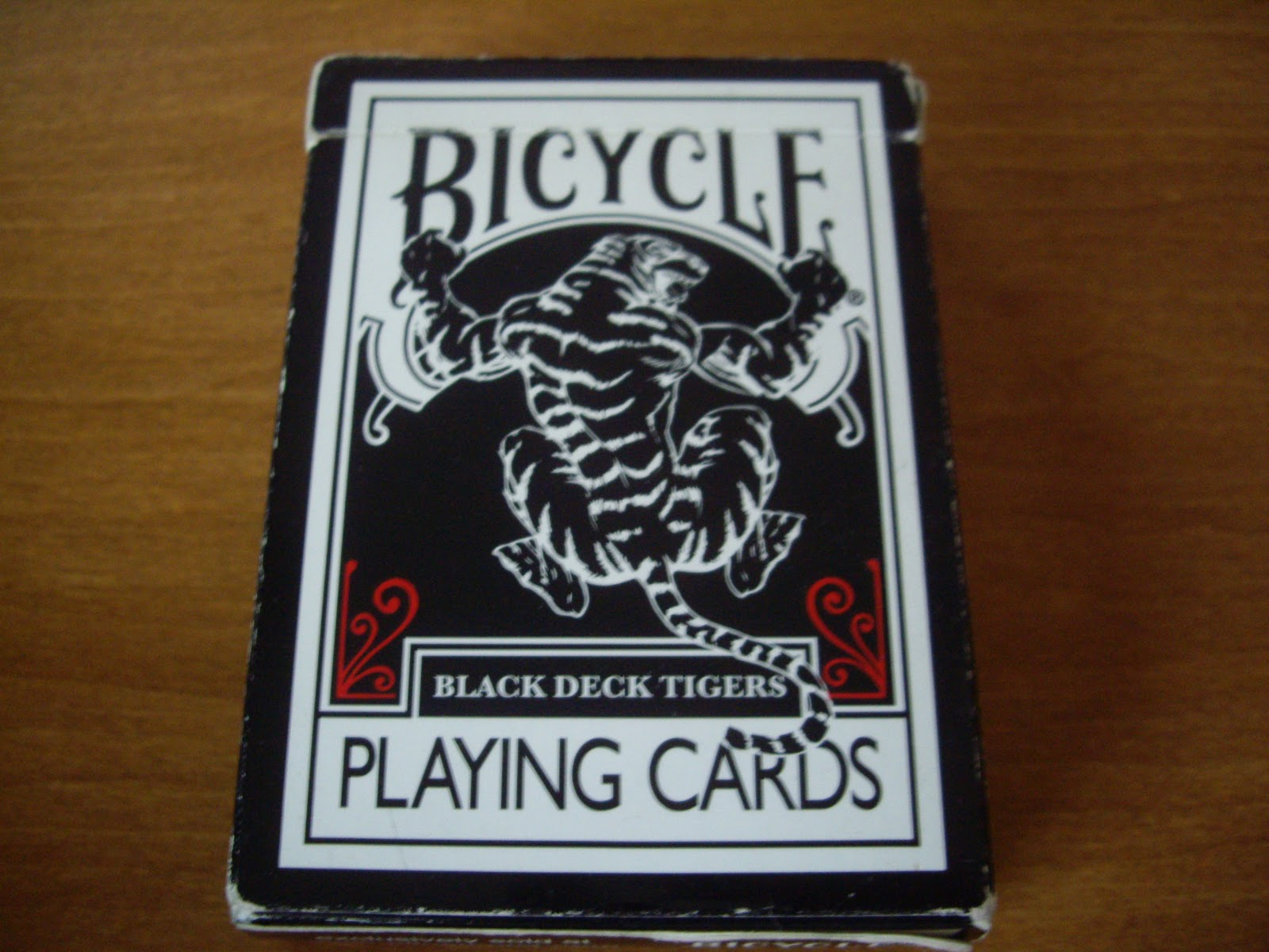 Bicycle And All Types Of Playing Cards