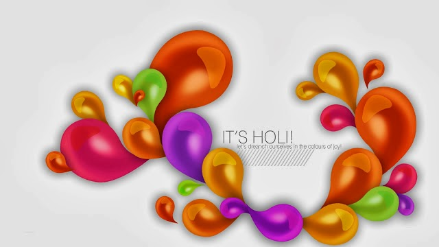 Happy Holi Wishes Sayings In English 2017 for FB Friends