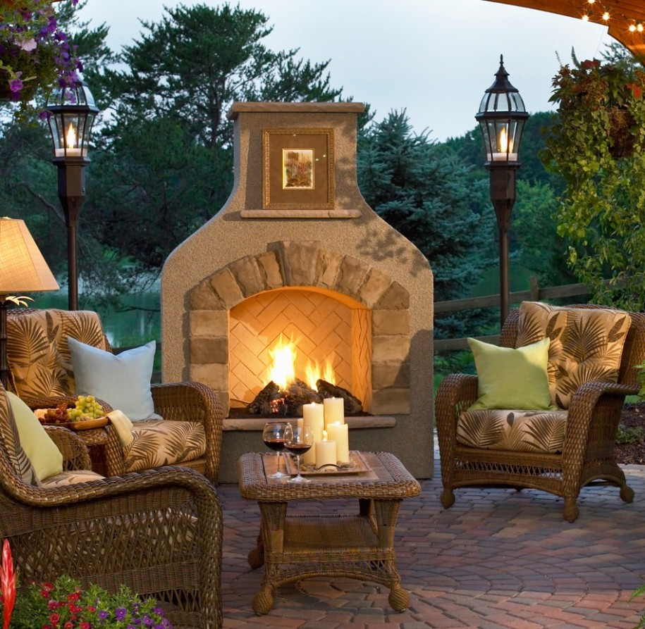 outdoor fireplace home depot dact us