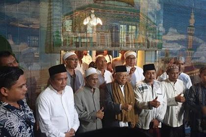 KH Nawawi, Pengasuh Ponpes Sidogiri Serukan Para Santri Dan Nahdliyyin Pilih KH Ma'ruf Amin