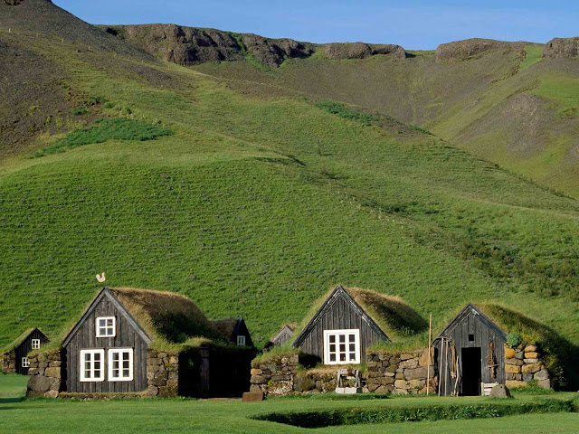 The Árbaer Museum in Reykjavik. Get to know the Icelandic lifestyle!