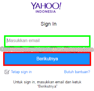 halaman masuk yahoo indonesia
