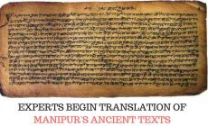Experts begin translation of Manipur's ancient texts