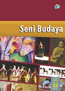 Daftar isi pelajaran Seni Budaya kelas XII semester I kurikulum 2013