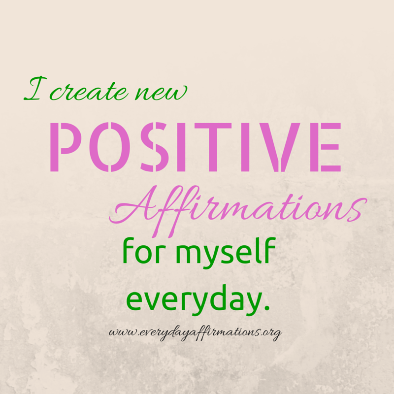 Affirmations for Weight-loss, Daily Affirmations 2014, Daily Affirmations