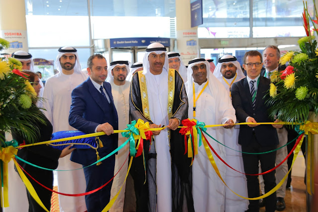 H.E Eng Hussain Nasser Lootah inaugurates International Perishables Expo and International Plant Expo Middle East