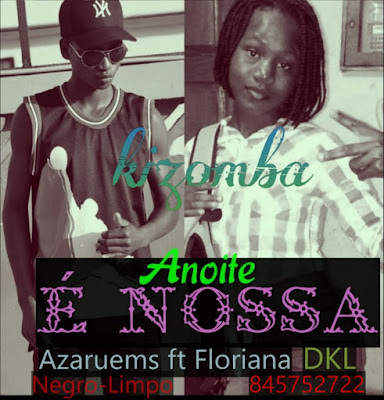 Azareums feat. Floriana - A Noite é Nossa (2018) | Download Mp3