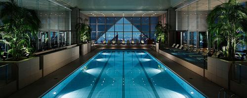 Hotel Park Hyatt, Tokyo (Japón)