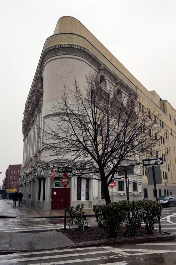 Present Day Photo of RKO Bushwick Theatre Building