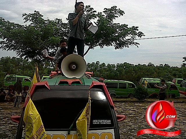 CLCW Desak Tangkap Oknum Pungli Dishub Pesawaran