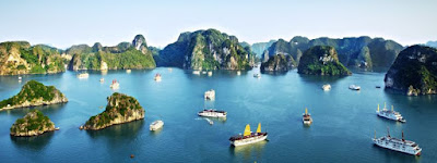 Indochina Tour Package - Vietnam - Halong Bay