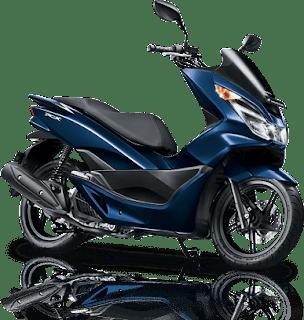 Warna Baru Honda PCX 2017
