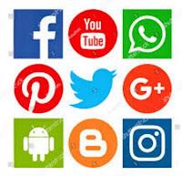 Cara Memasang Link Media Sosial di Sidebar Blog Menggunakan Font Awesome