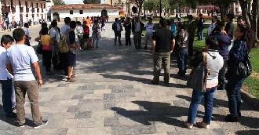 Sindicato de docentes de Educación Superior de Puno también acata huelga de 48 horas por nivelación de remuneración
