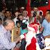 Chegada do Papai Noel em Ji-Paraná